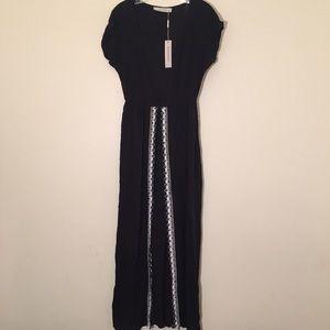 ccc44ab8e7 Liquorish Dresses   Split Front Crochet Maxi Beach Dress   Poshmark
